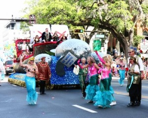 ST parade