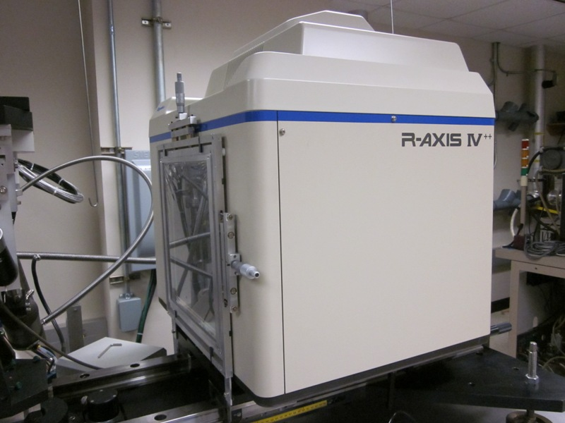 R-Axis IV++ detector